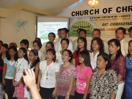 Gumaoc Church of Christ Choir 08